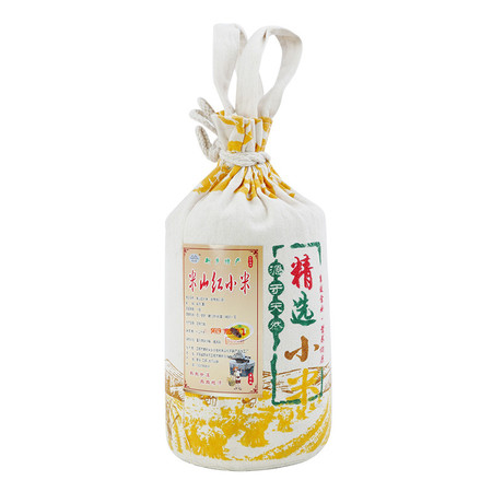 米山红 小米3kg布袋黄小米